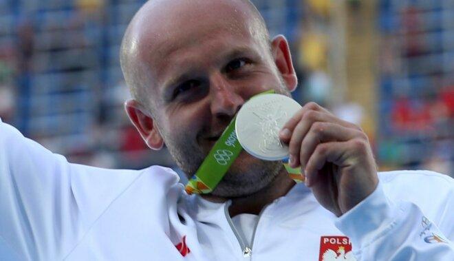 Польский метатель продаст олимпийское «серебро» для помощи ребенку
