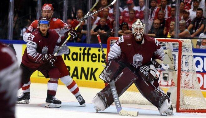 PČ statistika: Merzļikins trešais labākais vārtsargs, Latvija viena no disciplinētākajām komandām