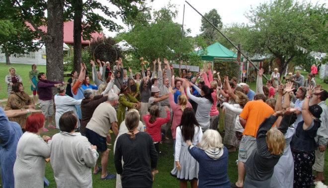 10.-12. augustā Evertos atkal notiks pašattīstības brīvdabas festivāls