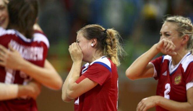 гандбол олимпиада 2016 женщины финал смотреть повтор