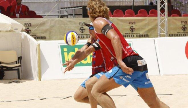 Noskaidroti Samoilova un Šmēdiņa pretinieki Olimpisko spēļu grupu turnīrā