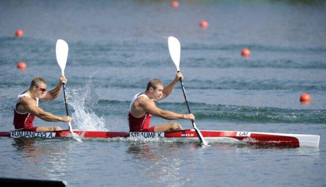 Londonas olimpiskajās spēlēs sestdien startē seši Latvijas sportisti