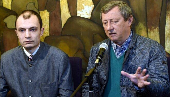 """Деятельность партии """"За независимую Латвию!"""" приостановили, но ее списки на выборы в силе"""