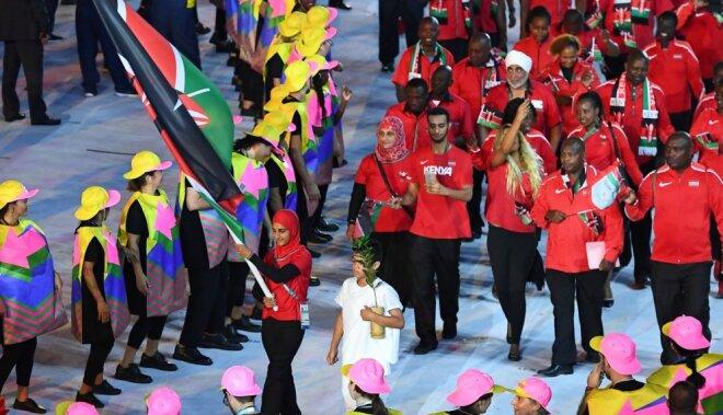 По результатам Олимпиады был распущен Национальный олимпийский комитет Кении