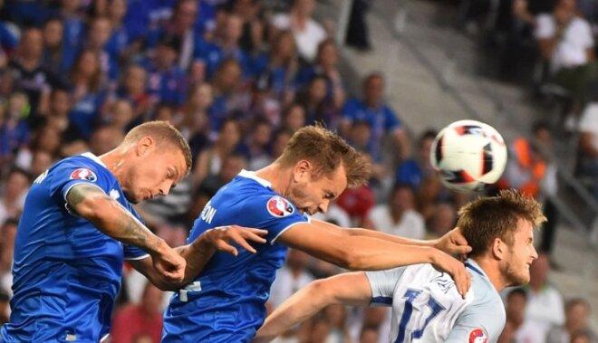 ВИДЕО: Теперь мы знаем, о чем орал исландский комментатор после матча с Англией