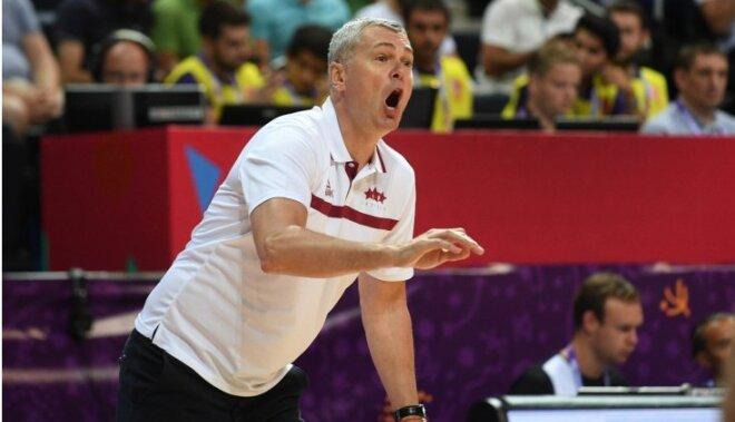 Багатскис объяснил причину поражения Латвии от Сербии на старте Евробаскета
