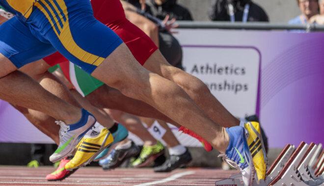 LTV netranslēs olimpisko spēļu vieglatlētikas sacensības; to darīs LNT, 'Re:TV' un 'ViaPlay'