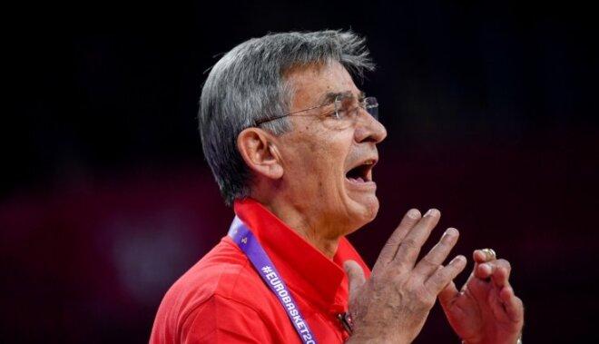 Melnkalnes izlases treneris: Latvija var iekļūt 'Eurobasket 2017' finālā