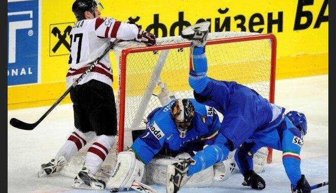 Италия 1-2 Латвия. Обзор матча, результат истатистика