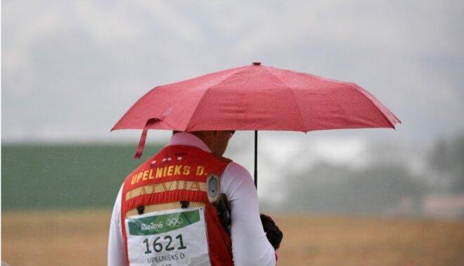 Stenda šāvējs Upelnieks Rio olimpiskās spēles noslēdz 14. pozīcijā