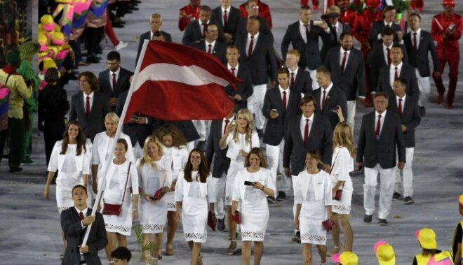 Sports ir nežēlīgs – olimpisko spēļu pirmo daļu raksturo Latvijas delegācijas vadītājs Tikmers