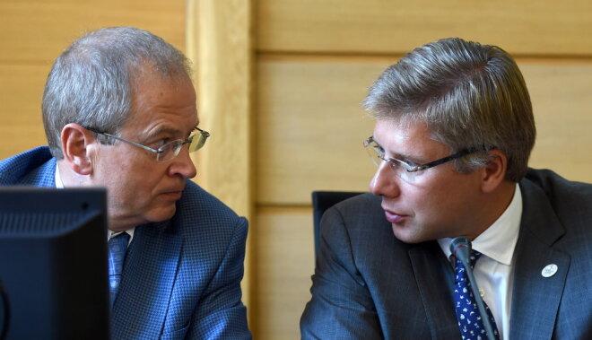 """Опрос: за """"Согласие"""" и ЧСР проголосовали бы 43,3% рижан"""