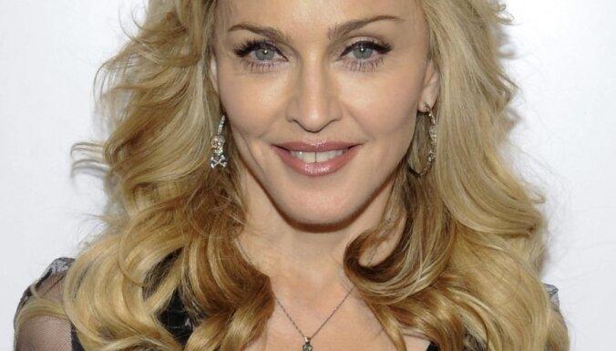 Мадонну обвинили в нарушении визового режима