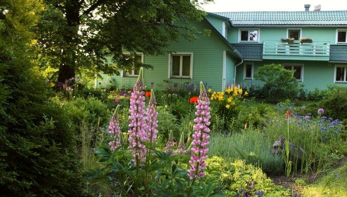 Foto: Ciemos Igaunijas 2018. gada skaistākajā sētā