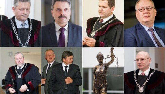 """В Литве за """"торговлю правосудием"""" задержаны восемь судей и пять адвокатов"""