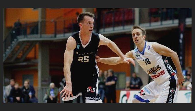 'Tartu Universitātes' aizsargs Kuks atzīts par BBL mēneša vērtīgāko spēlētāju