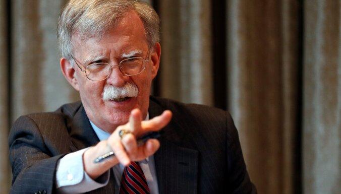 Трамп рассказал об ошибках Болтона в отношениях с Венесуэлой и КНДР