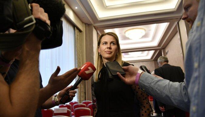 Jēkabsone-Žogota: esmu vīlusies par Ciprusa un Šnepa rīcību