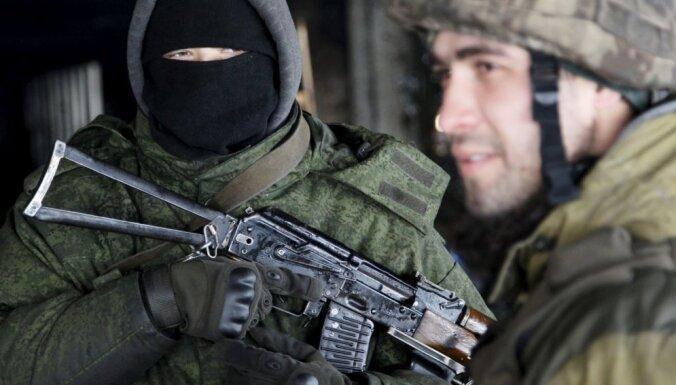 Ukraina un prokremliskie kaujinieki panāk jaunu vienošanos par pamieru