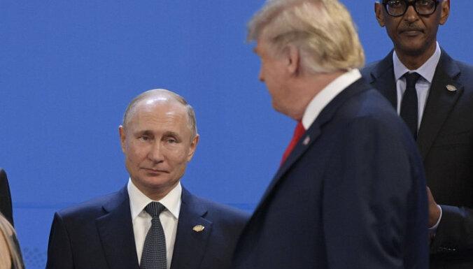 Саммит G20: Трамп прошел мимо Путина, Макрона никто не встретил
