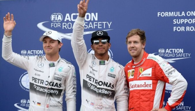 Хэмилтон выиграл Гран-при Японии и сравнялся с Сенной