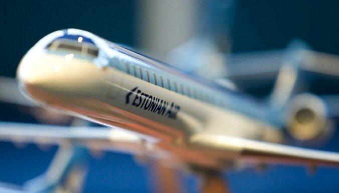 Эстония спасает госкомпанию Estonian Air дополнительным многомиллионным кредитом