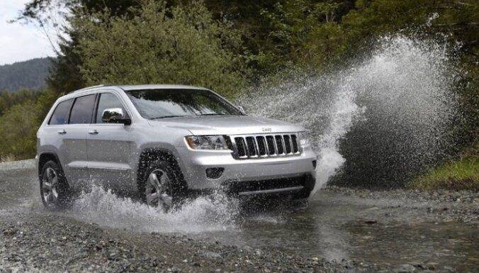 Fiat Chrysler отзывает почти 900 000 авто по всему миру