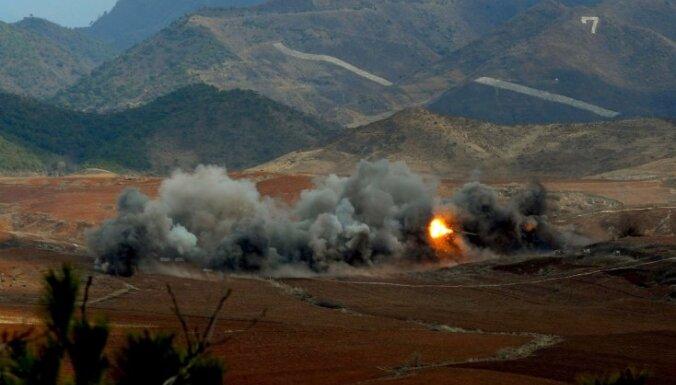Северная Корея запустит баллистическую Ынху