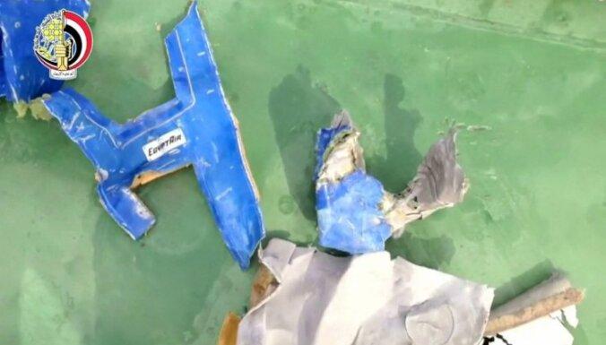 Французские следователи установили причину крушения самолета EgyptAir