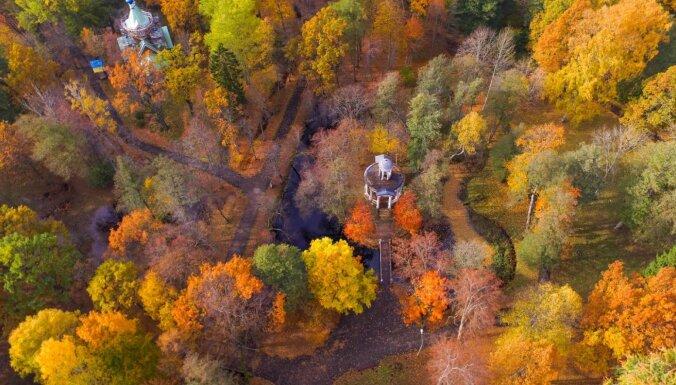 В начале октября ожидается более теплая и ветреная погода