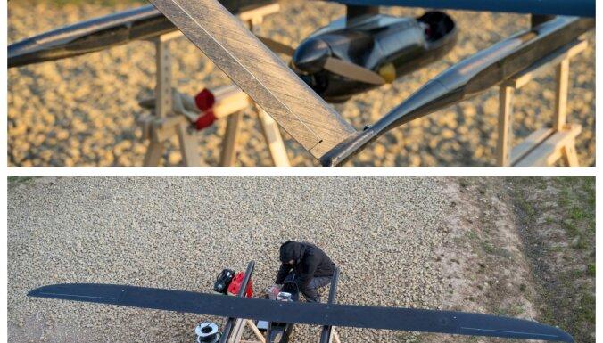 'Aizbēgušais' drons varētu būt nolaidies Rīgas jūras līcī, pieļauj īpašnieks