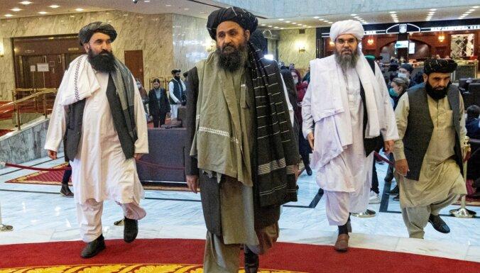 """Сооснователь """"Талибана"""" Барадар записал видео, в котором прокомментировал сообщения о разногласии талибов"""