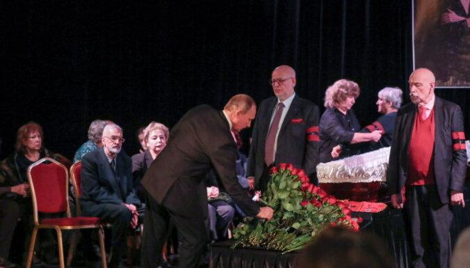 Прощание с правозащитницей Алексеевой: без Пономарева, но с Путиным и Навальным