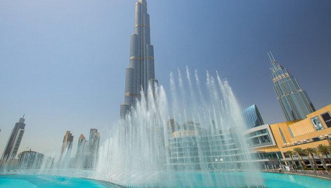 Ceļojuma stāsts: krāšņa atpūta arābu metropolē – Dubaijā