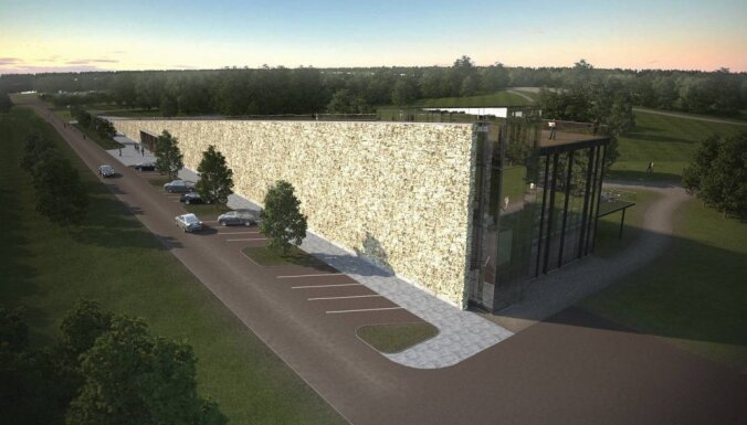 Likteņdārzs saņēmis 60 000 eiro ziedojumu sabiedriskās ēkas būvniecībai