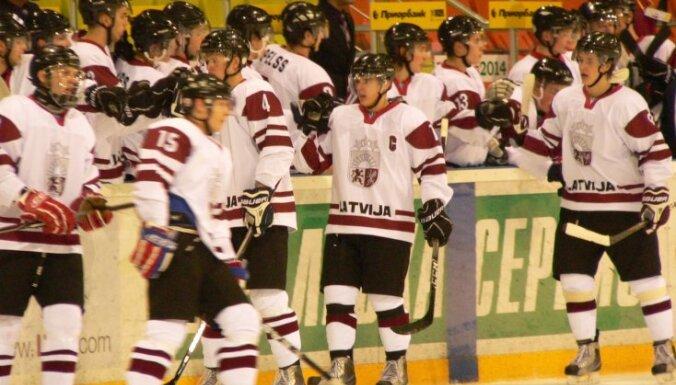 Стало известно расписание игр сборной Латвии на ЧМ-2012 (U-20)