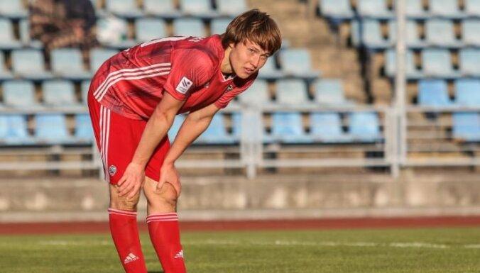 """'Liepāja' Eiropas līgas kvalifikācijas ievadā izglābjas no zaudējuma pret Minskas """"Dinamo"""""""