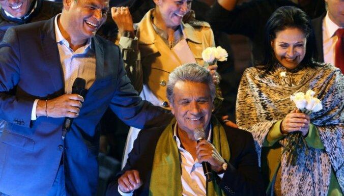 Ленин Морено после избрания президентом Эквадора предупредил Ассанжа
