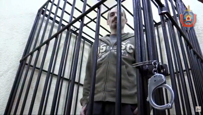 """В ЛНР """"латвийский шпион"""" Валентин Веселов приговорен к 10,5 годам тюрьмы"""