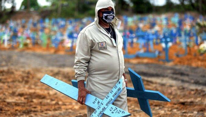 ВОЗ: жертв коронавируса в два-три раза больше, чем гласит статистика