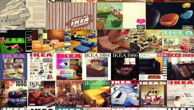 IKEA приняла решение прекратить выпуск своего легендарного каталога