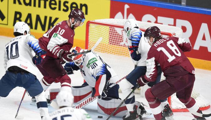 Сборная Латвии дважды отыгрывалась, но все же уступила сборной США на ЧМ