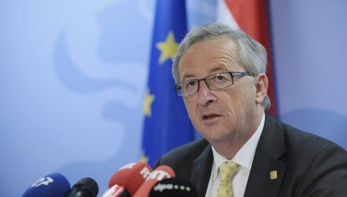 Junkers atkāpsies no Eiro grupas vadītāja amata