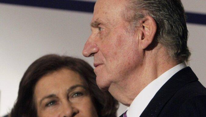 Впервые раскрыты доходы королевской семьи Испании