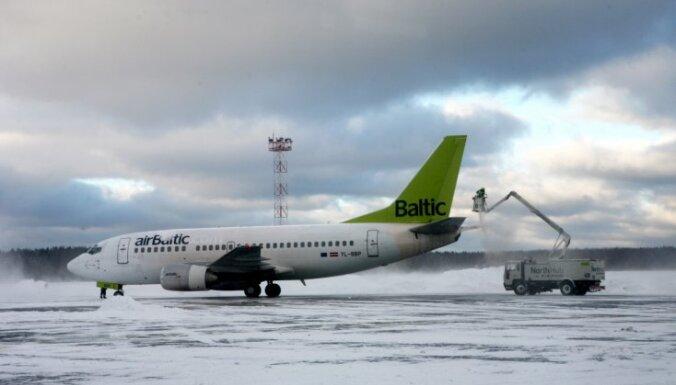 airBaltic проверит все свои Bombardier: министр сообщения лично разберется в событиях с рейсом BT641