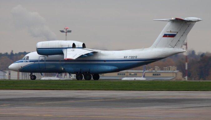Līdzīgi kā Tadžikistānā arī Afganistānā aizturēta Krievijas lidmašīna 'An-72'