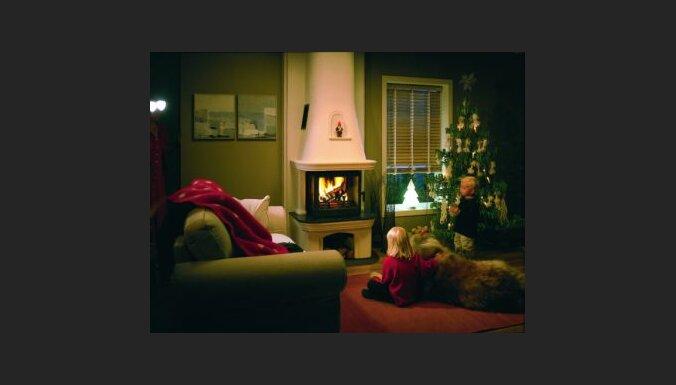 Ziemassvētku kamīns