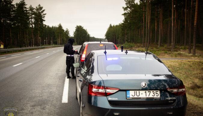 Превышение скорости: за два дня прав лишились трое водителей
