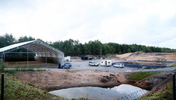 Gudrona dīķu strīds ieilgst: 'Skonto būve' liek šķēršļus projektam un nevēlas izlīgt, min VVD