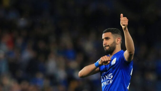 'Manchester City' paraksta rekordlielu līgumu ar alžīrieti Mehrezu